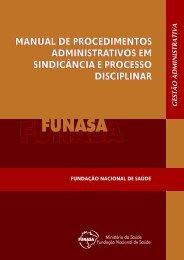 Fundação Nacional de Saúde – Funasa - Controladoria-Geral da ...