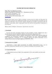instrumentos de medição - Astronomia, Astronáutica e Ciências ...