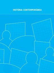 HISTÓRIA CONTEMPORÂNEA - Videolivraria