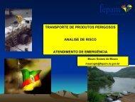 FEPAM - Transporte de Produtos Perigosos - Sindiquim