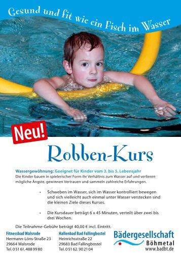 Robben-Kurs