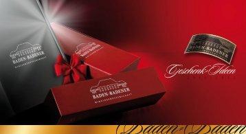 Geschenk-Ideen - Baden-Badener Winzergenossenschaft