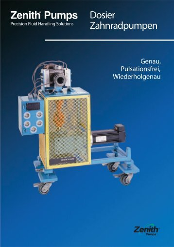 Zenith® Pumps - W. Moser AG
