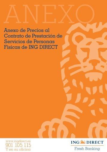 Servicios de Pago - ING Direct