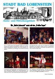 Amtsblatt 03 / 2006 - Bad Lobenstein