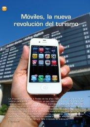 Móviles, la nueva revolución del turismo - Hosteltur.com