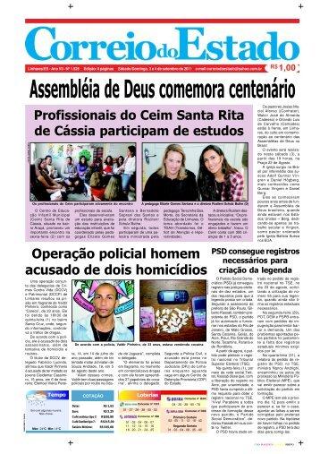 Assembléia de Deus comemora centenário