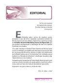 Revista Santa Cruz Ano 76 - 2012 - janeiro/março - Franciscanos ... - Page 3