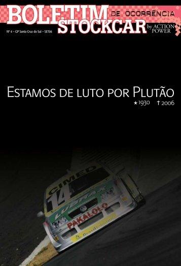 Estamos de luto por Plutão - RF1 Jornalismo