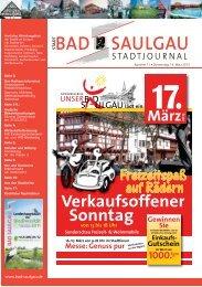 Bad Saulgau KW 11 ID 74137 - Stadt Bad Saulgau