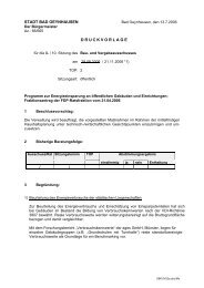 Druckvorlage - Bad Oeynhausen