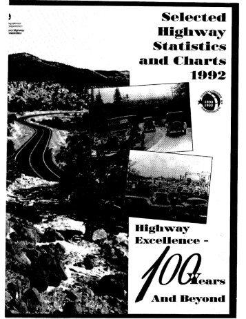 Highway - DOT On-Line Publications