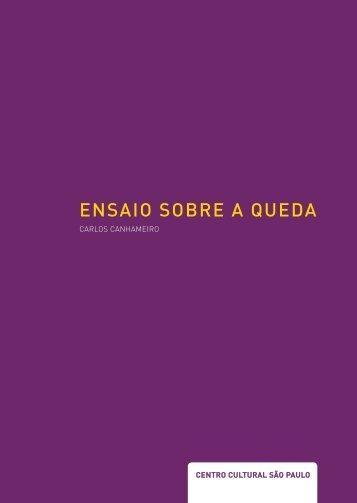 Ensaio sobre a queda - Centro Cultural São Paulo