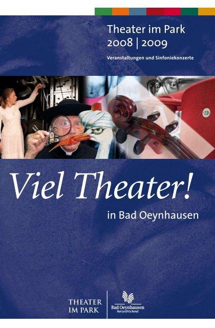 Viel Theater - Bad Oeynhausen