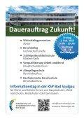 Broschüre Marktplatz Ausbildung 2013 - Stadt Bad Saulgau - Page 4