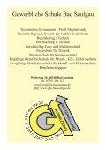 Broschüre Marktplatz Ausbildung 2013 - Stadt Bad Saulgau - Page 5