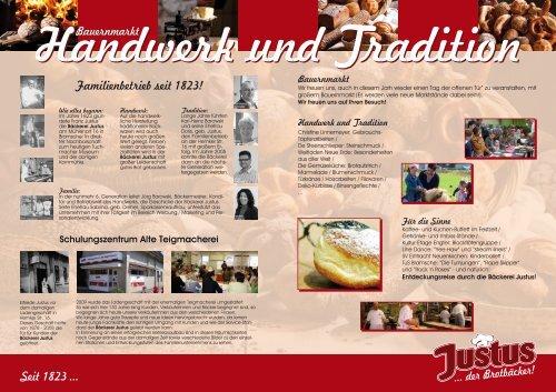 Download als PDF - Bäckerei Justus