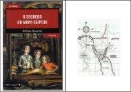 O Segredo do Mapa Egípcio / Mafalda Moutinho [10] - Os Primos