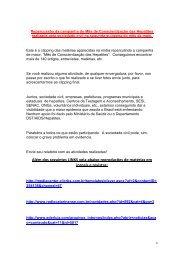 Além dos seguintes LINKS veja abaixo reproduções de - Hepato.com
