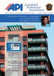 Revista nº 37 - Api en valencia