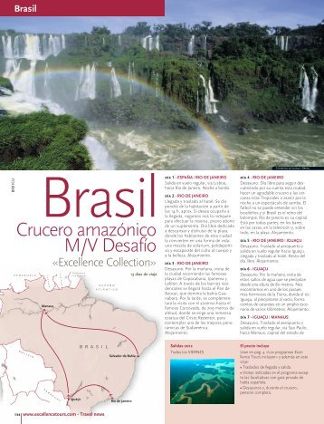 Brasil - Excellence Tours