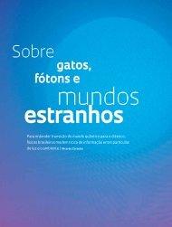 gatos, fótons e - Revista Pesquisa FAPESP