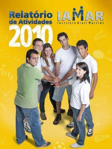 Relatorio de Atividades IAMAR 2010