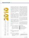 Relatorio de Atividades IAMAR 2010 - Page 5