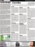 Não foram os pregos que seguraram Cristo na ... - Jornal Nova Era - Page 2