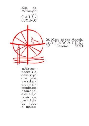 Rito de Admissão.pdf - Missão Católica Portuguesa