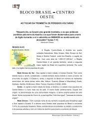 Apostila Culto de Missões - Revisada - Bloco Brasil - Centro Oeste