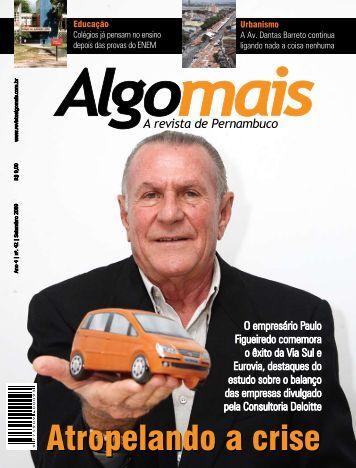 Edição 42 - Revista Algomais