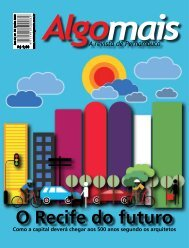 O Recife do futuro - Revista Algomais