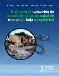 Guía para la evaluación de establecimientos de salud ... - CIDBIMENA