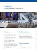 Stahlbau Maschinenbau Apparatebau - Bäuerle Stahlbau - Seite 6