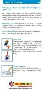 Pincéis e Rolos Como escolher - Os Mosqueteiros - Page 6