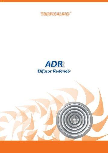 Difusor Redondo TROPICALRIO