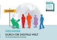 Wegweiser durch die digitale Welt - für ältere Bügerinnen - Bagso