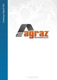 Baixe aqui o Catálogo Digital - Agraz Refrigeração