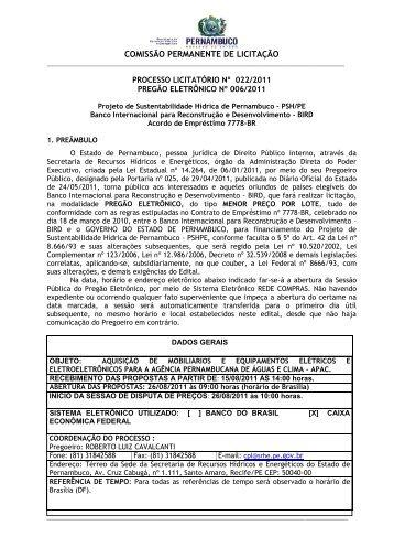 EDITAL APAC 03.08.11 PREGÃO ELETRÔNICO 006.2011.pdf