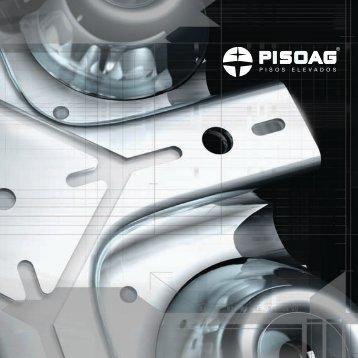 Baixe nosso catálogo de produtos - PISOAG - Pisos Elevados