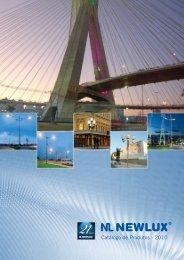 Catálogo de Produtos - 2010 - New Lux