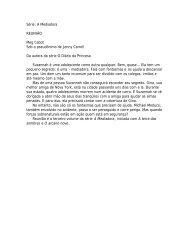 Série: A Mediadora REUNIÃO Meg Cabot Sob o pseudônimo de ...