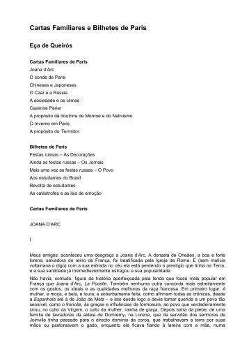 Cartas Familiares e Bilhetes de Paris - Logo Metasys