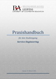 Praxishandbuch 2 - staatliche Studienakademie Leipzig