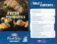 TABLE CONTENTS