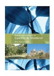 Guía turística de Monterrei.pdf - concello de MONTERREI