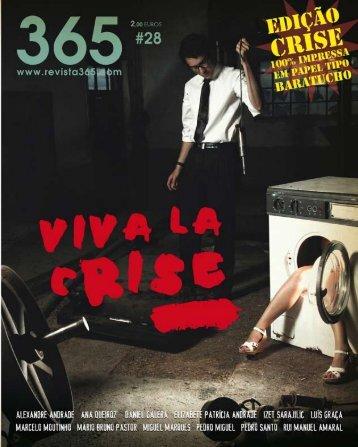 ilustração - Revista 365