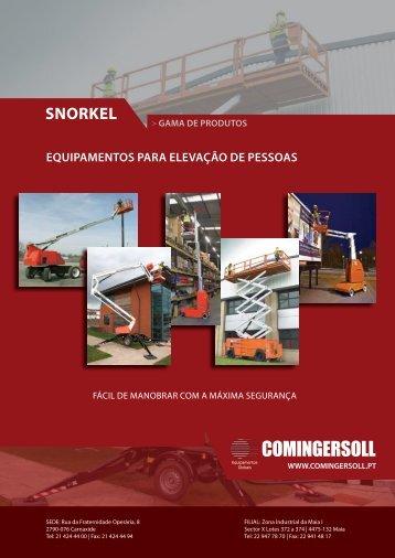 Monofolha Plataformas Elevatórias - Logismarket