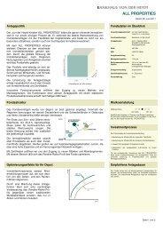 FactSheet_ALL PROPERTIES_2011_30_06 - Bankhaus von der ...